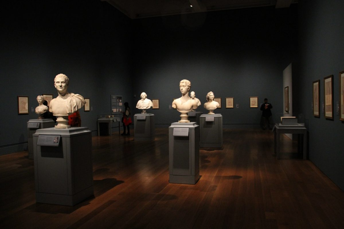 Benefits of RFID Technology in Museums