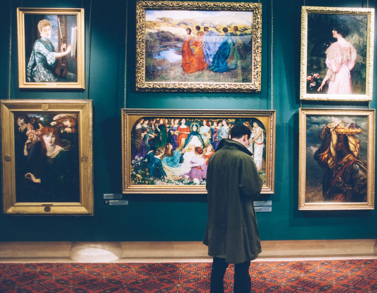 Marketing Tips for Artists & Their Audience