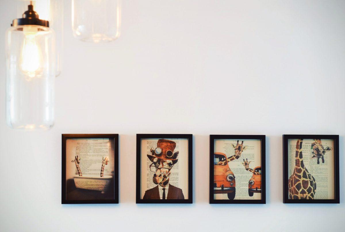 Showcasing Art At Home